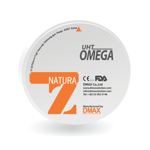 DMAX Omega UHT (700 MPa / Ultra High Translucent)