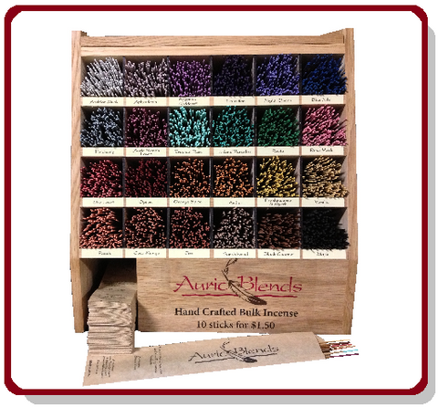 Bulk Incense Displays