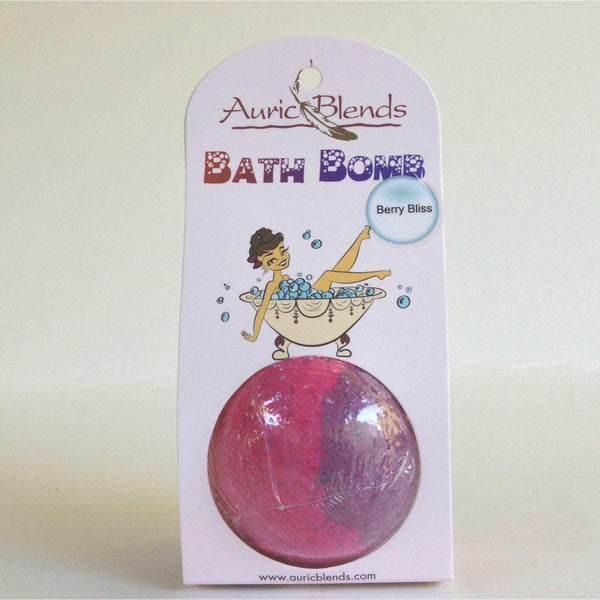 Berry Bliss Bath Bombs