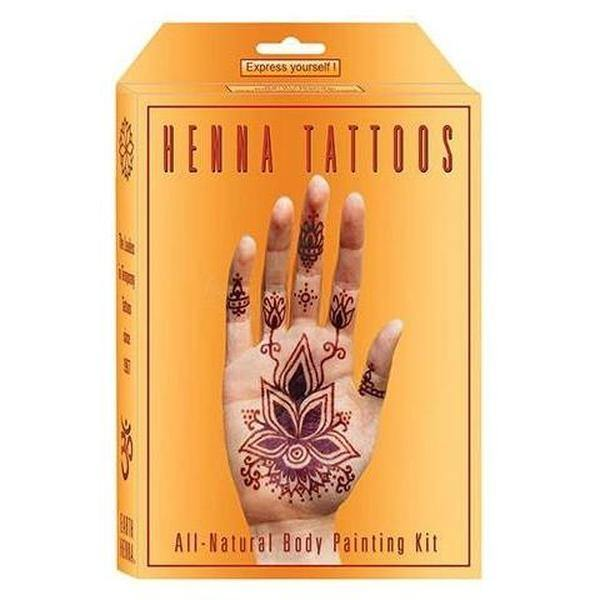 Premium Henna Tattoo Kit