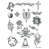 Earth Jagua Tattoo Kit