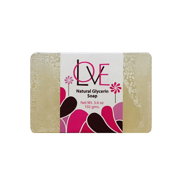 Love - Glycerin Soap