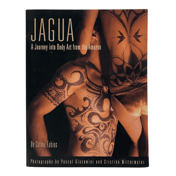 Jagua: A Journey into Body Art from the Amazon