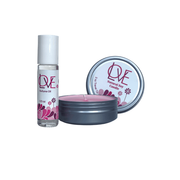 Love Combo #5 <p>Special Edition Roll-on + Travel Tin Candle</p>