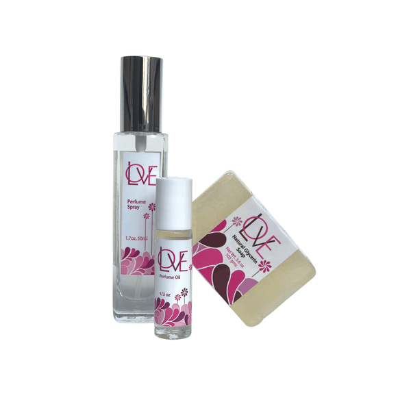 Love Combo #3 <p>Perfume Spray + Special Roll-on + Soap</p>