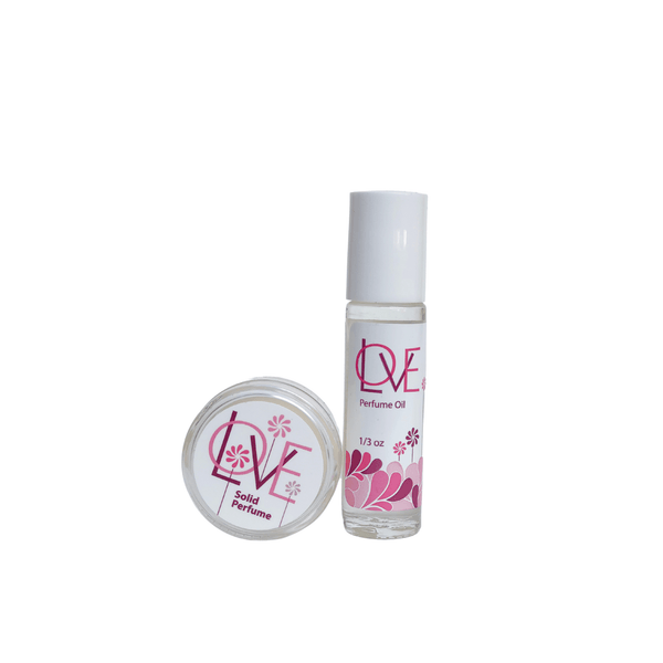 Love Combo #1 <p>Special Edition Roll-on + Solid Perfume</p>