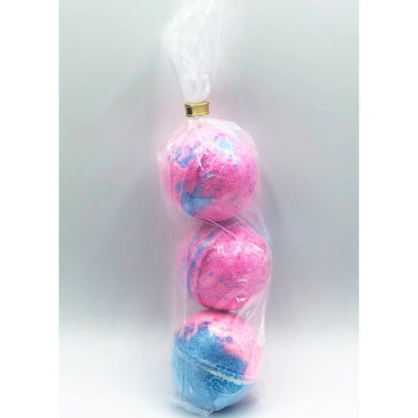 Unicorn Kiss Bath Bomb (3 Pack)