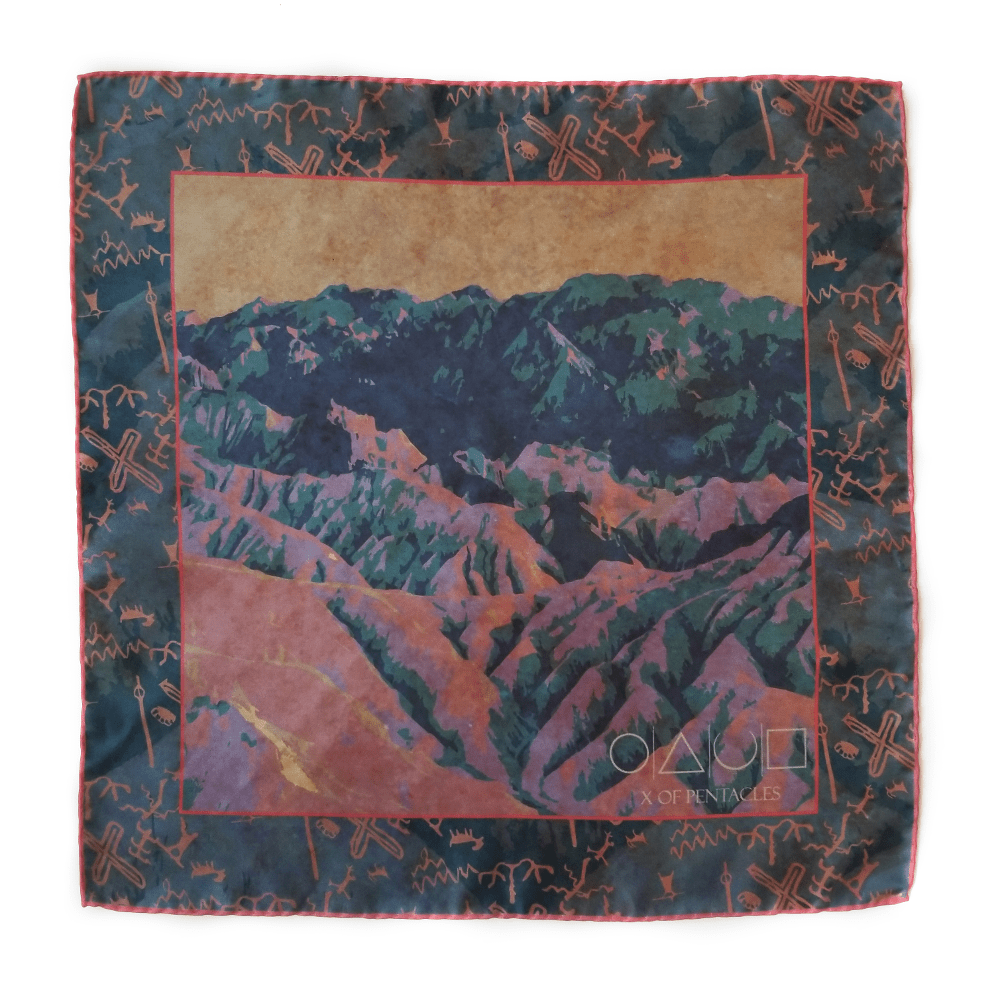 x-of-pentacles-death-valley-national-park-silk-pocket-square