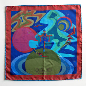 xofpentacles-richmond-virginia-designer-silk-pocket-square-red-space-age