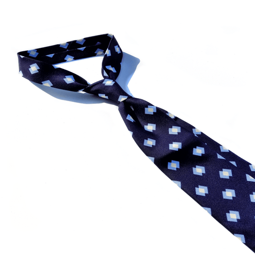 x-of-pentacles-macclesfield-silk-navy-block-print-tie