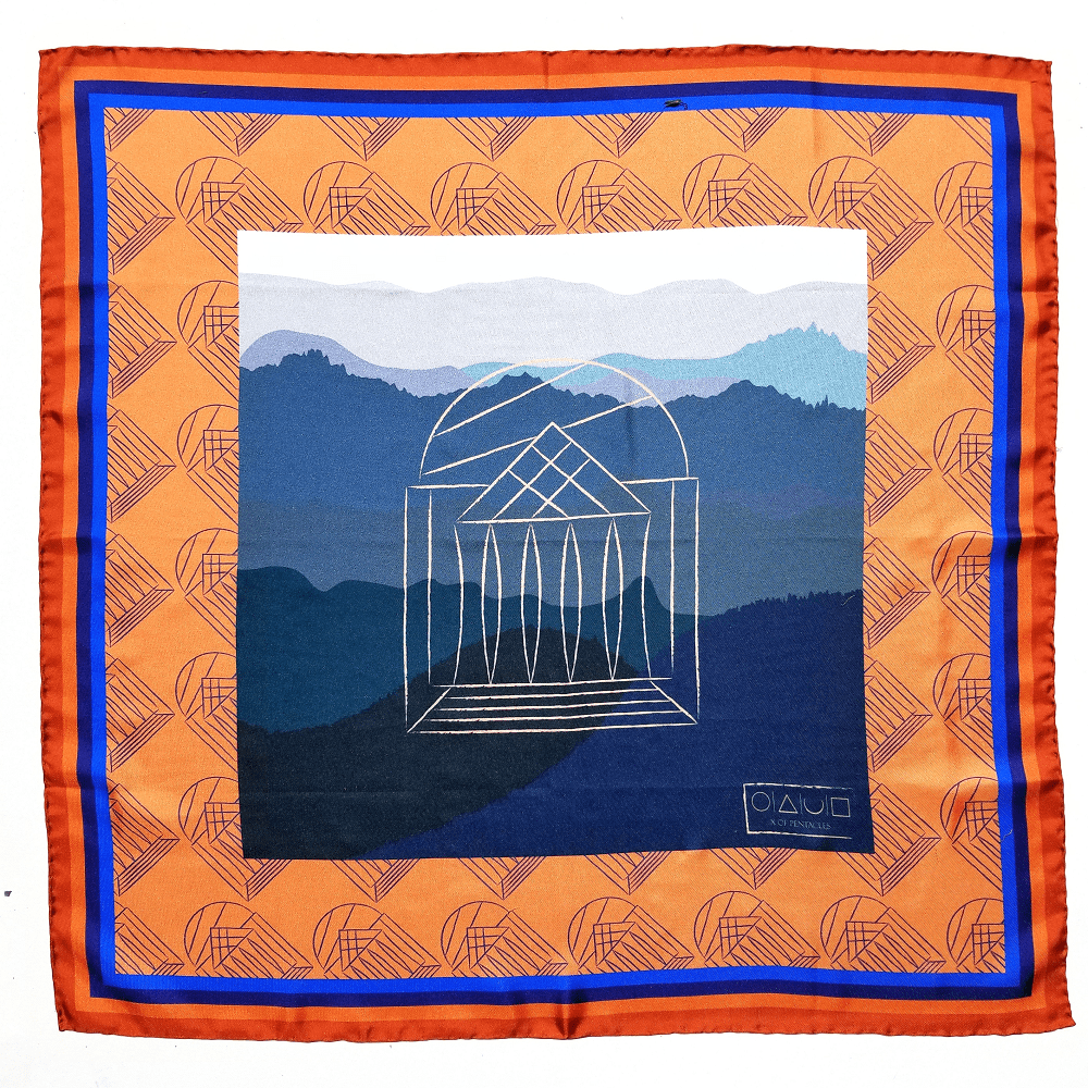 x-of-pentacles-university-of-virginia-orange-silk-scarf