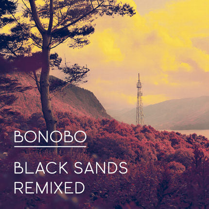 Black Sands (Remixed) - Various Formats