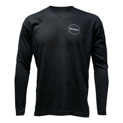 2017 L/S BLACK  TOUR T-SHIRT