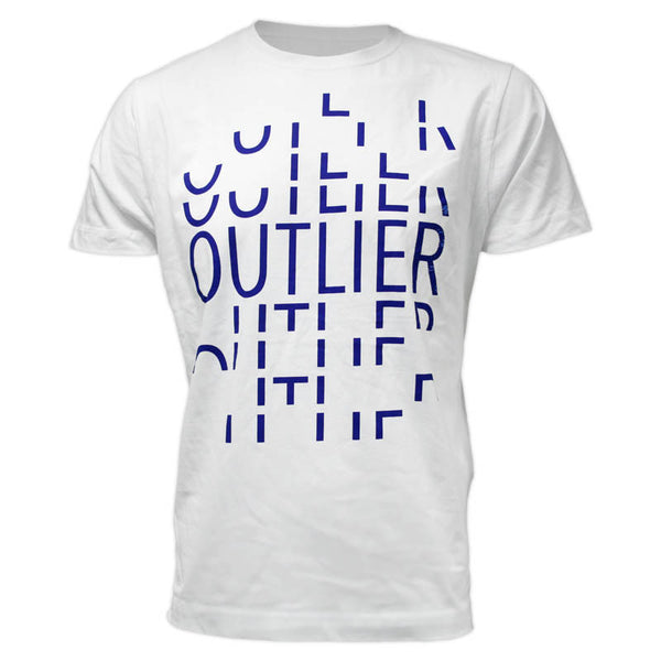 FRACTURED OUTLIER White T-Shirt