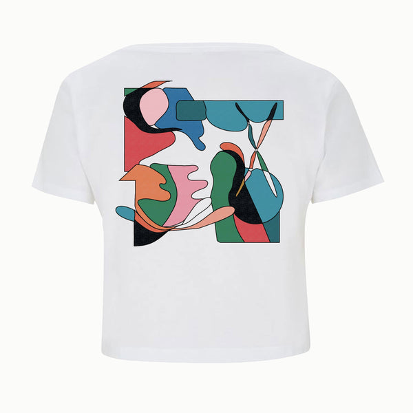 OUTLIER Heartbreak Women's Crop T-shirt [Pre-Order]