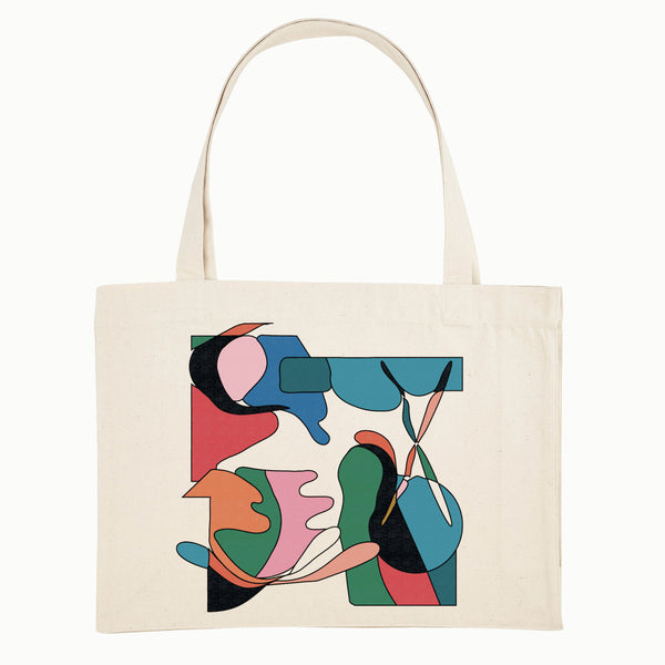 OUTLIER Heartbreak Oversized Tote Bag [Pre-Order]