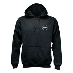 MIGRATION ARROW BLACK  HOODIE