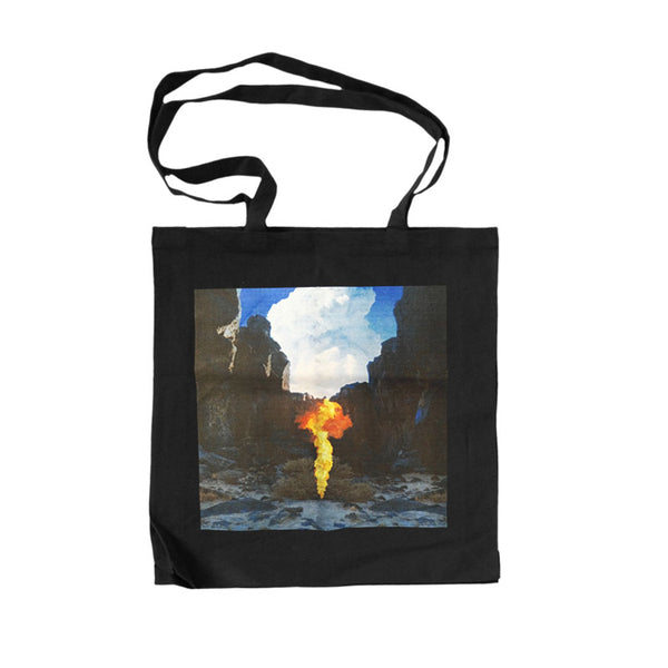 MIGRATION ALBUM COVER TOTE BAG