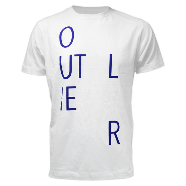 OUTLIER WHITE T-SHIRT