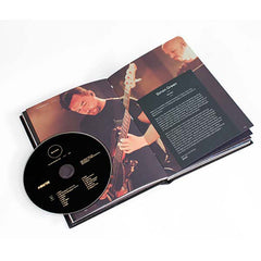 The North Borders Tour - Live - Hardback Book with CD + DVD
