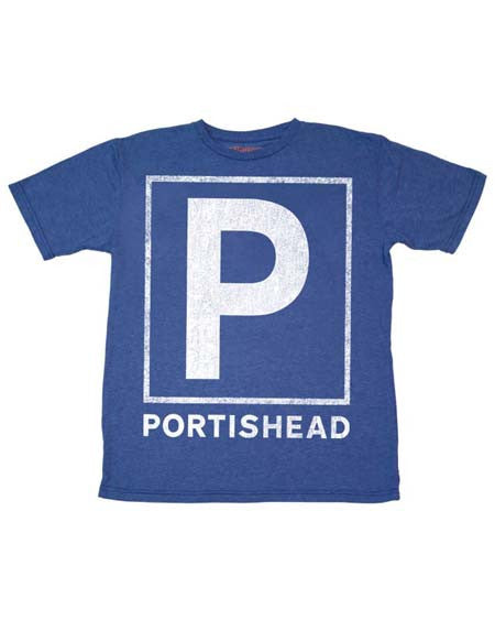 Royal Blue P T-Shirt