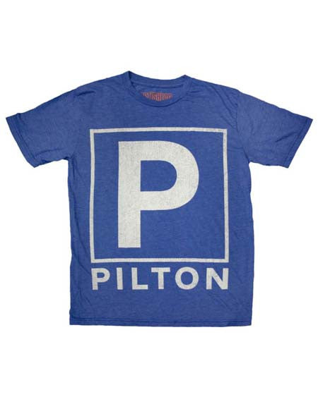 Royal Blue Pilton T-Shirt