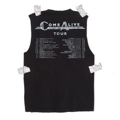 COME ALIVE METAL TOUR TEE