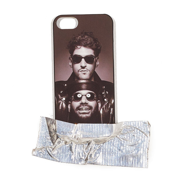 CHROMEO PRESS SHOT MOBILE PHONE CASE
