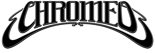 Chromeo US logo