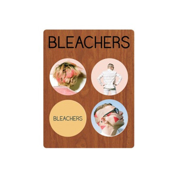 BLEACHERS BUTTON PACK