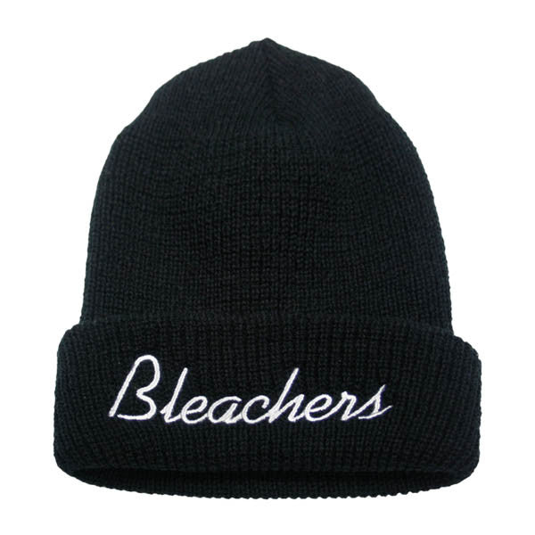 EMBROIDERED BEANIE (WHITE)