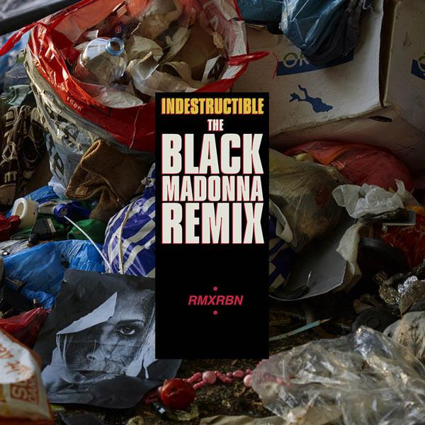Robyn - Indestructable (The Black Madonna Remix) / Main Thing (Mr Tophat Remix No 2016) 12""