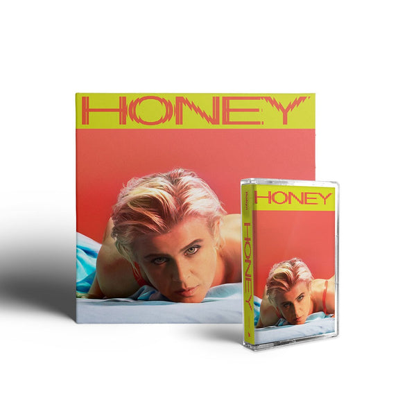 Honey - CD + Cassette