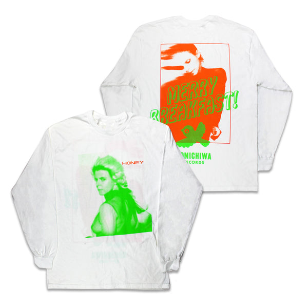 MOZART LONG SLEEVE WHITE SHIRT