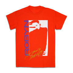 HONEY 2019 TOUR ORANGE T-SHIRT