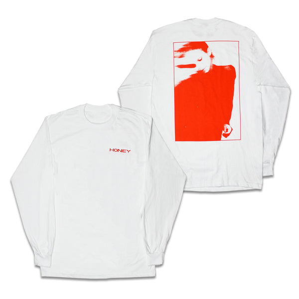 ROBYN LONG SLEEVE WHITE SHIRT