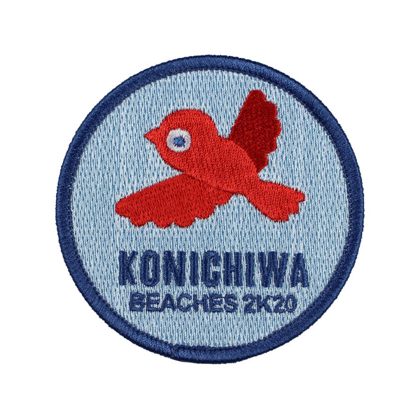 KONICHIWA BEACHES PATCH