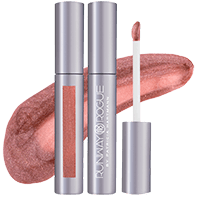 chameleon bronze lip gloss