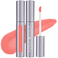 lookbook lips coral lip gloss
