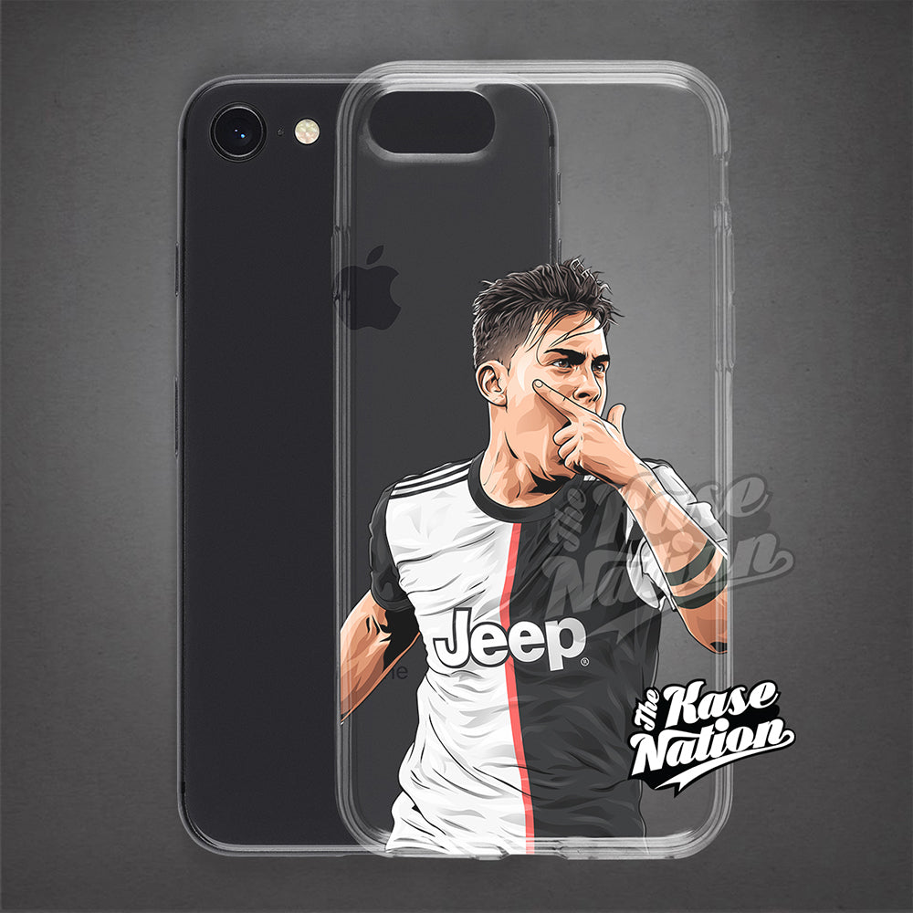 Dybala10 - Clear Case