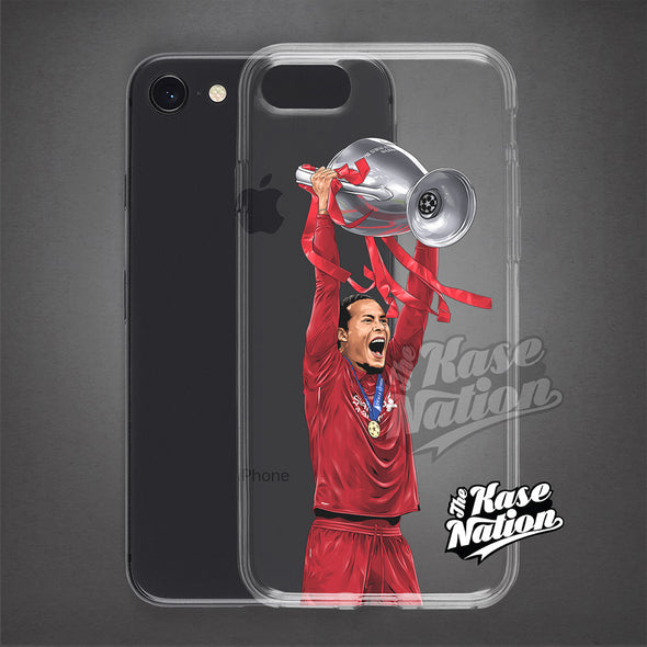 VVD Champs - Clear Case