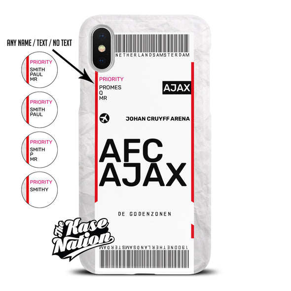 Ajax - Destination