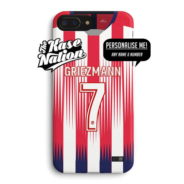 Atletico Madrid Home - 18-19