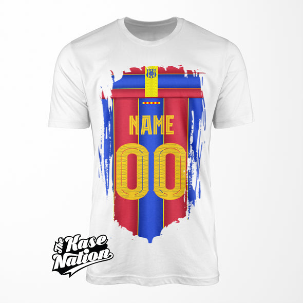 Barca Home 20/21 - DRIP x ELITE T-Shirt
