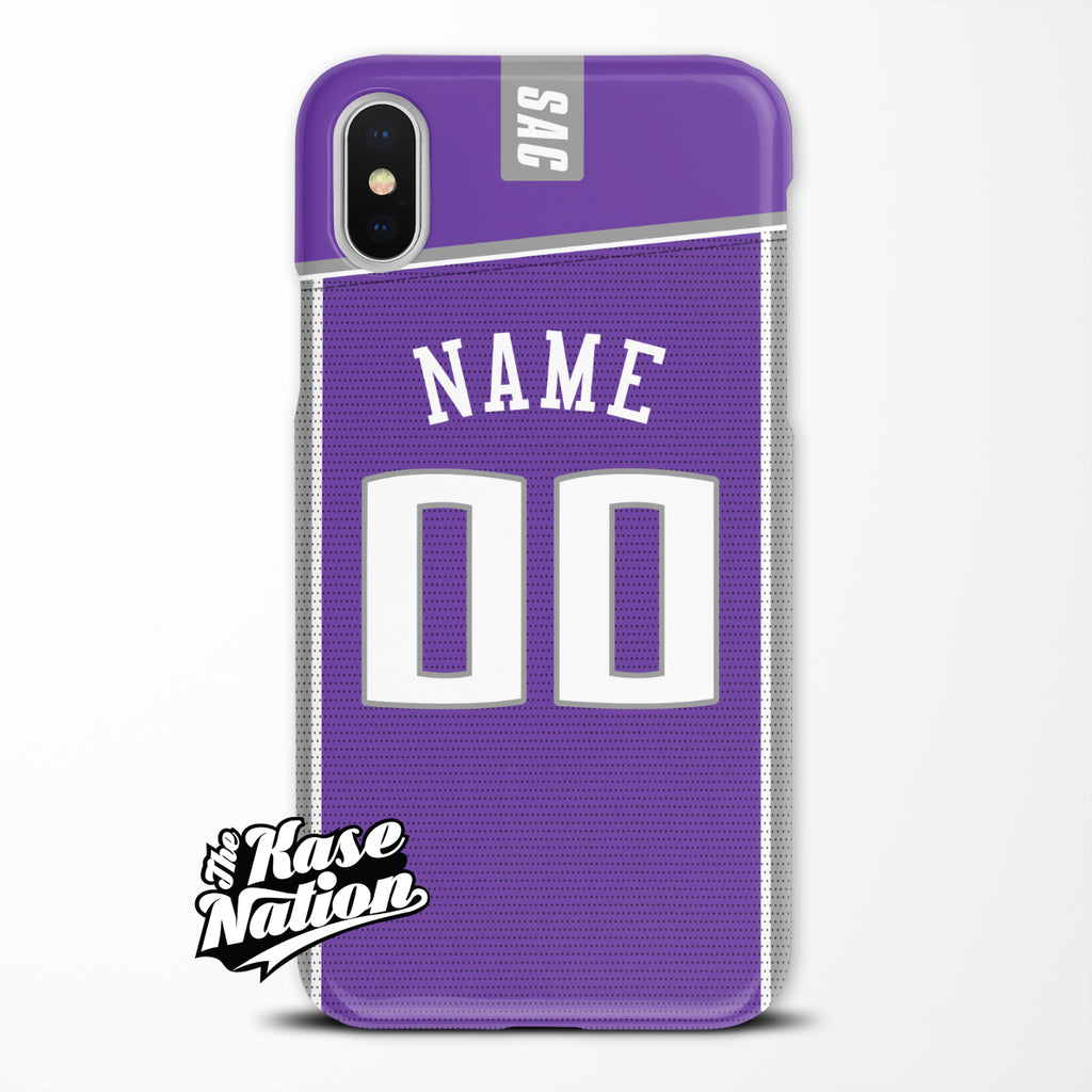 Sacramento / Purple - Elite Jersey
