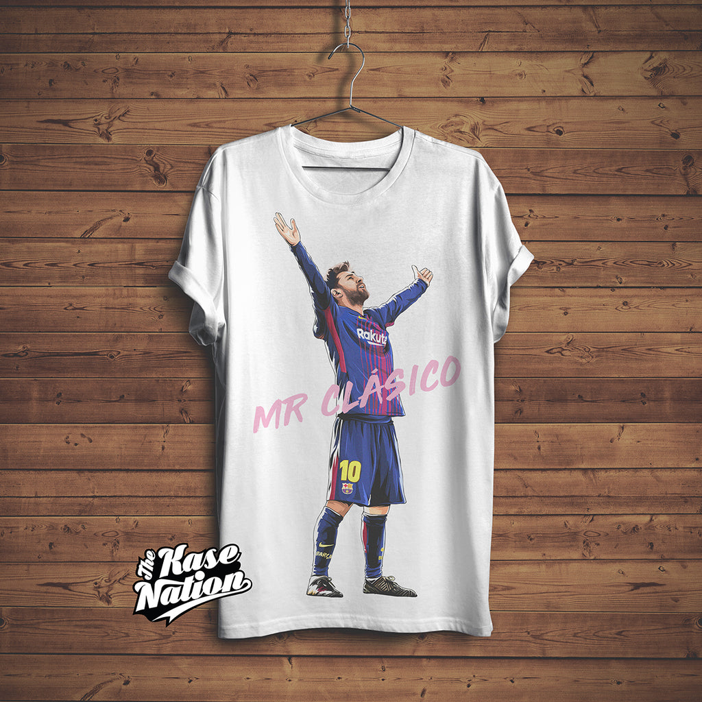 Mr Clásico - T-Shirt