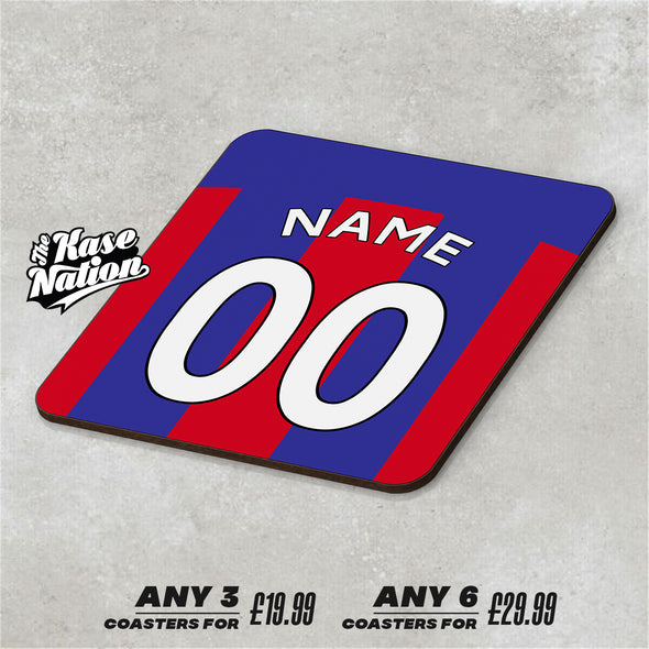 Crystal Palace Home 20/21 - Elite COASTER