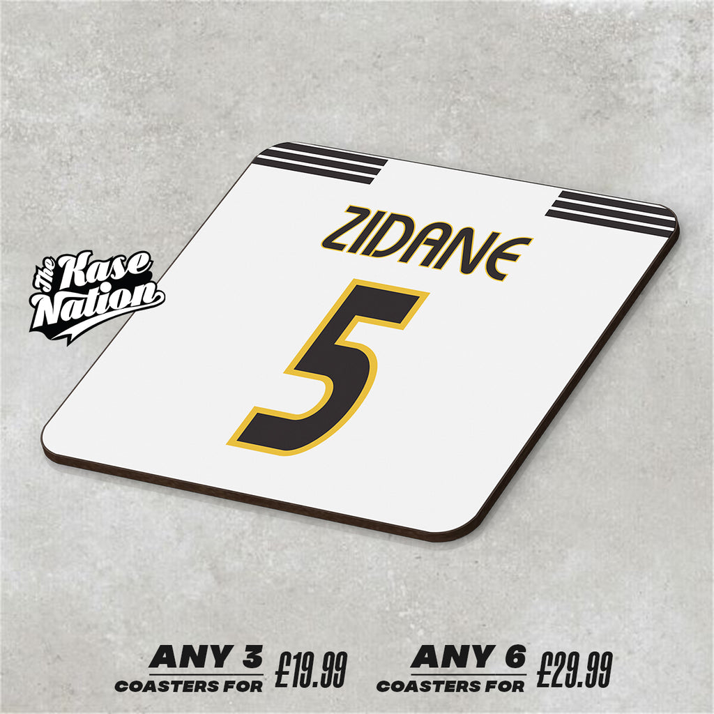Real Madrid Home 03/04 - Elite COASTER