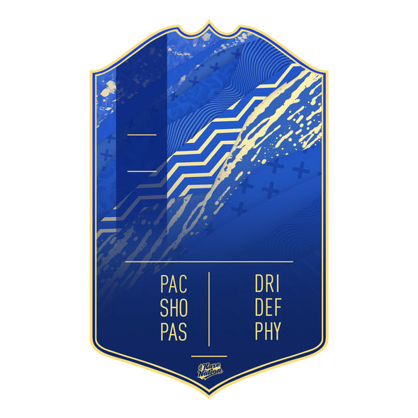 F20 Team Of The Year (TOTY)  - REAL LIFE CARD