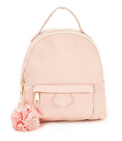 Popatu Soft Pink Mini Backpack - Popatu pageant and easter petti dress